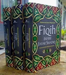 Buku Fiqih Imam Jafar shadiq
