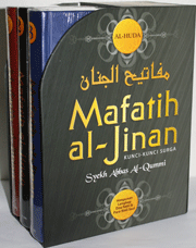 buku mafatih al-jinan